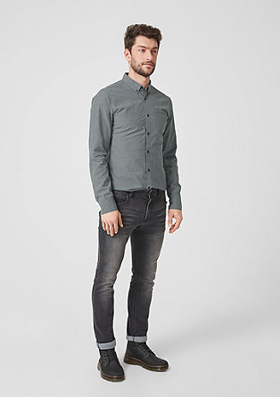Extra Slim: vzorovaná košile