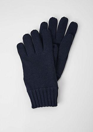 Handschoenen met voering van fleece