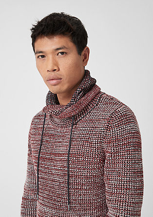 Chunky knit turtleneck jumper from s.Oliver