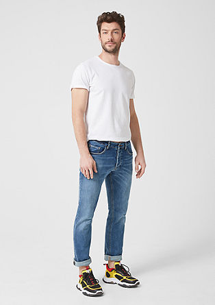 Pete Regular: Stretchige Denim