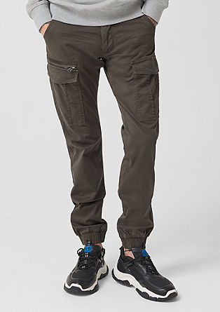Rick Slim: Cargo trousers from s.Oliver