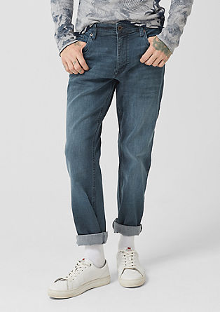 Pete Regular: Stretch jeans from s.Oliver