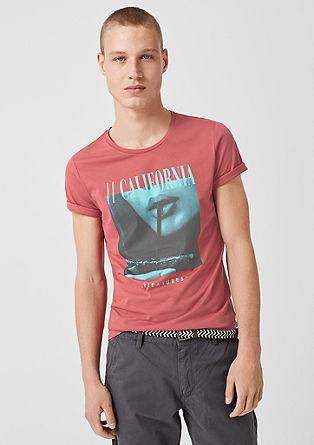 Majica iz džersija s fototiskom