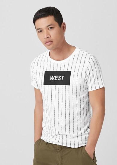 Q/SDB Logomania-Shirt