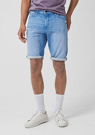John Loose: bermuda hlače obrabljenega videza