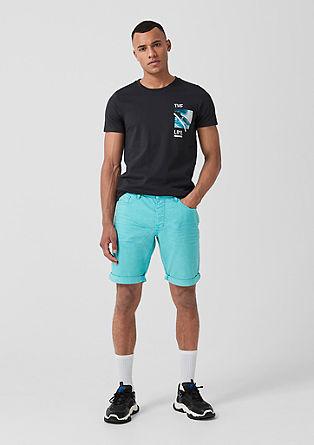 John Loose: Bermuda hlače iz tvila