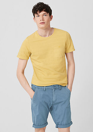 John Loose: chino Bermudas from s.Oliver