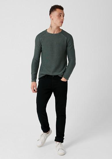 Rick Slim: jean à braguette boutonnée de s.Oliver