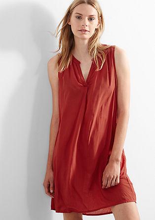 Luftiges Kleid aus reiner Viskose