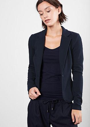 Veste molletonnée de style blazer de s.Oliver