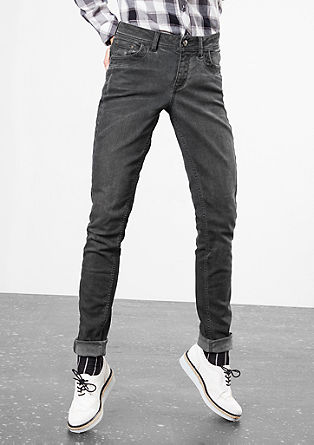 Super slim: Dirty stretch jeans from s.Oliver