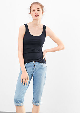 Lightweight tank top from s.Oliver