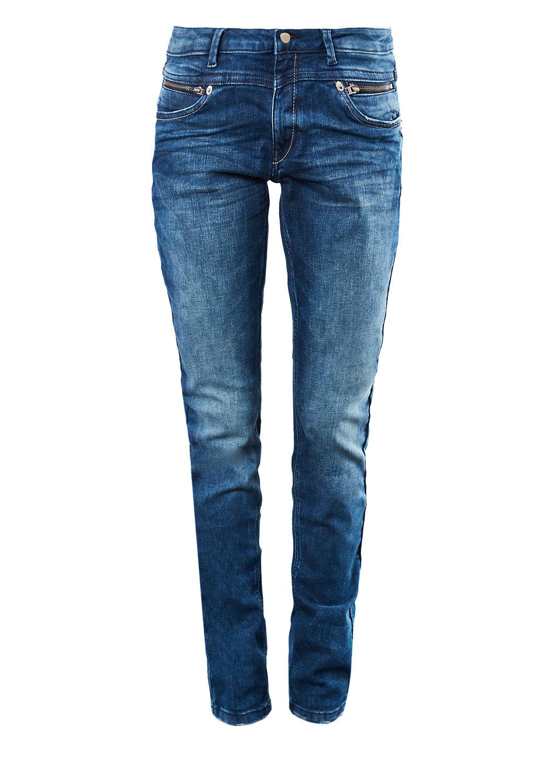 catie slim jeans met ritszakken bestellen s oliver. Black Bedroom Furniture Sets. Home Design Ideas