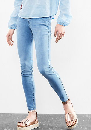 Sadie Superslim: Stretch-Denim