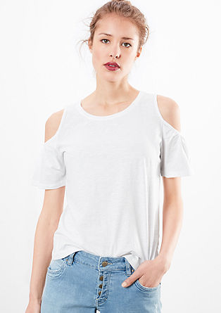 Off Shoulder-Shirt