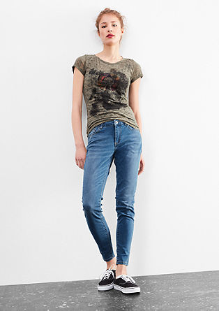 Sadie Superslim: Softe Stretch-Jeans