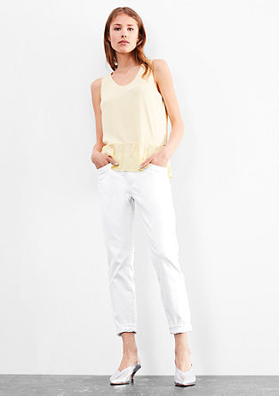 Sadie Superslim: Ankle-grazer jeans from s.Oliver