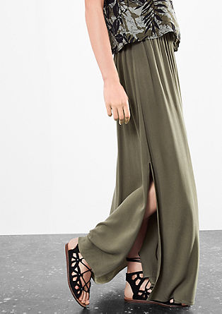 Flowing maxi skirt from s.Oliver