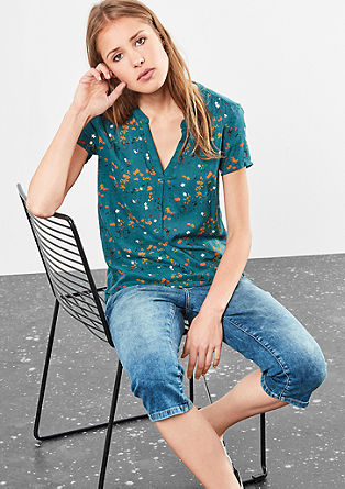 Shirt in Aziatische stijl