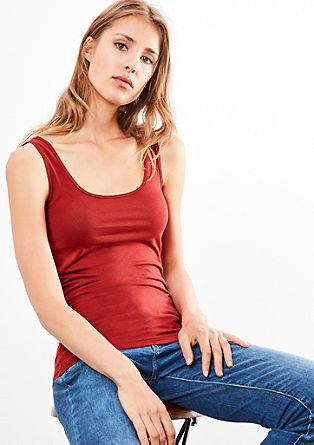 Simple basic top from s.Oliver