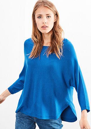 Softer Fledermaus-Pullover