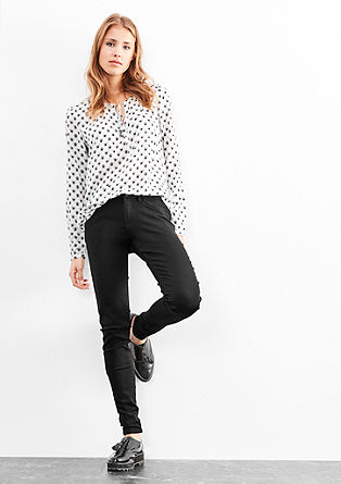 Sadie superskinny: jeans met veel stretch