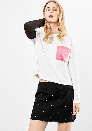 Denim skirt from s.Oliver