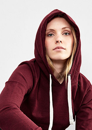 Casual hooded top from s.Oliver