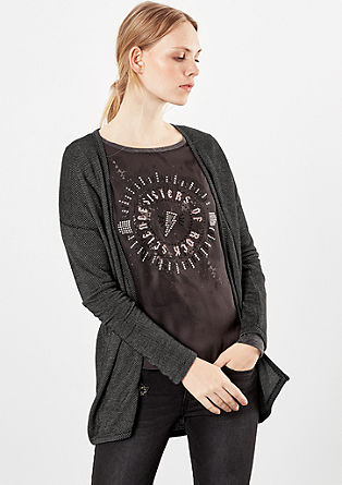Lightweight knit cardigan from s.Oliver