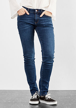 Catie Slim: Soft stretch jeans from s.Oliver