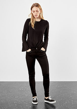 Sadie Superskinny: Stretch-Jeans