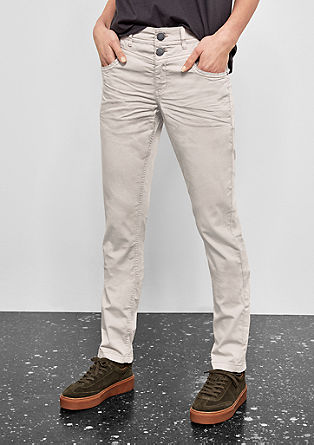 Catie Slim:clean trousers from s.Oliver