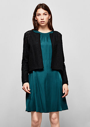 Lightweight lace cardigan from s.Oliver