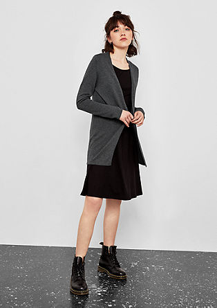 Casual fine knit cardigan from s.Oliver