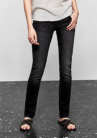 Catie Slim: 5-Pocket-Jeans