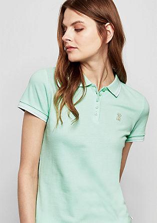 Sommerliches Poloshirt