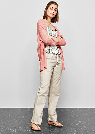 Cardigan with 3/4-length sleeves from s.Oliver