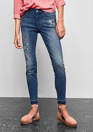 Sadie Superskinny: džíny ke kotníkům