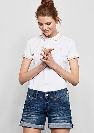Abby Regular: short en jean décontracté de s.Oliver