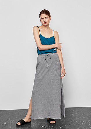 Jersey skirt from s.Oliver