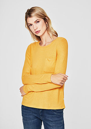 Cosy, lightweight top from s.Oliver