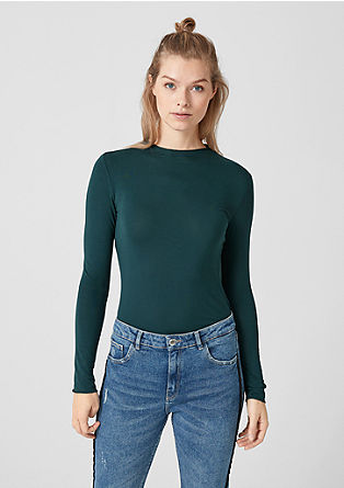 Soft long sleeve top from s.Oliver