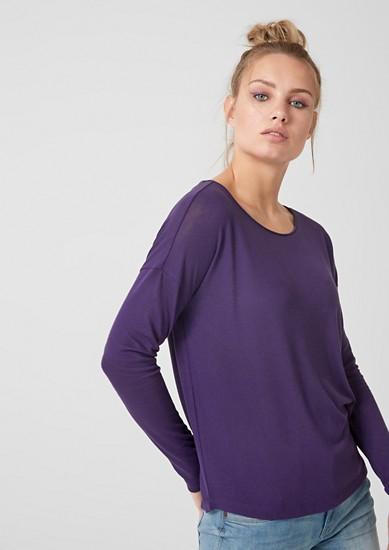 Oversized Jersey-Shirt