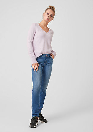 Catie Slim: 5-Pocket-Jeans