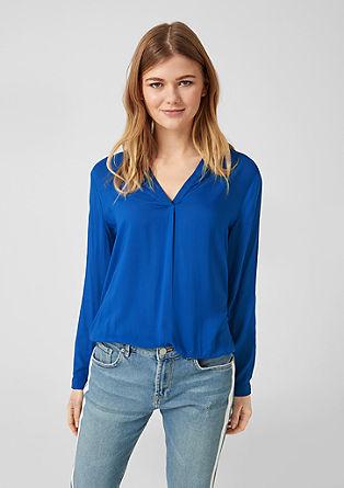 Leichte O-Shape-Bluse