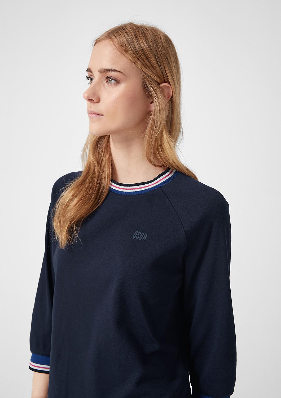 s.Oliver - T-shirt sportif à manches raglan - 5