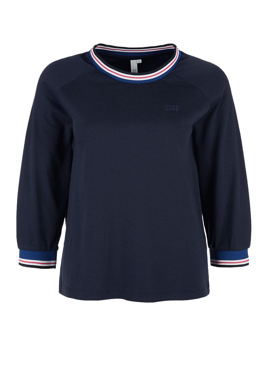 s.Oliver - T-shirt sportif à manches raglan - 4