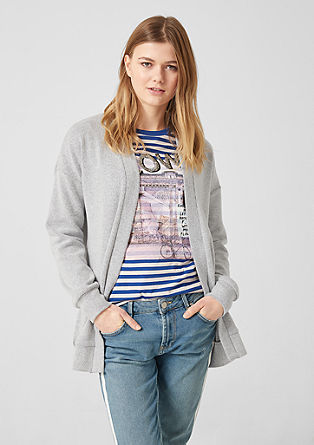 Soft boxy cardigan from s.Oliver