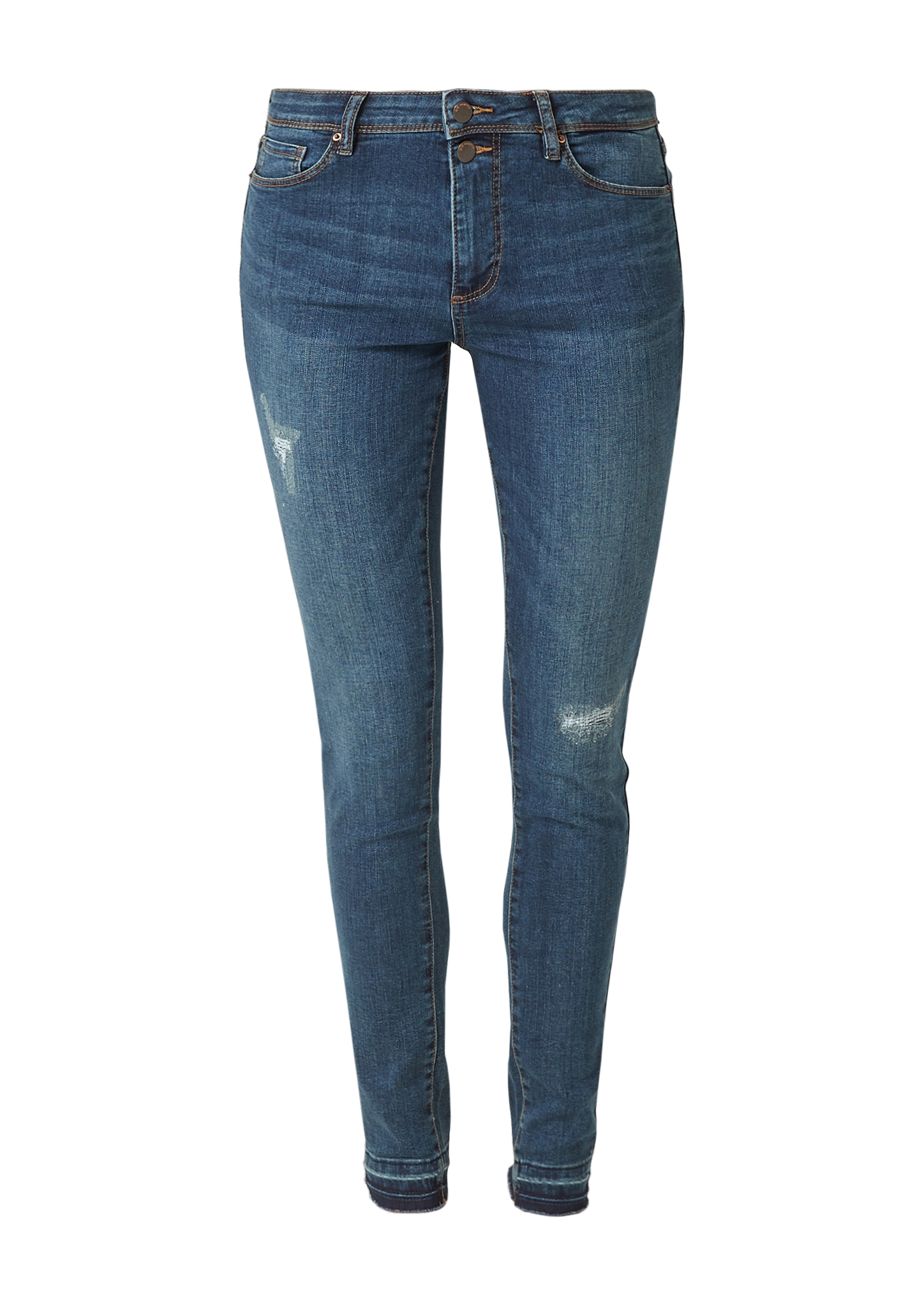 High Waist-Jeans | Bekleidung > Jeans > High Waist Jeans | Q/S designed by