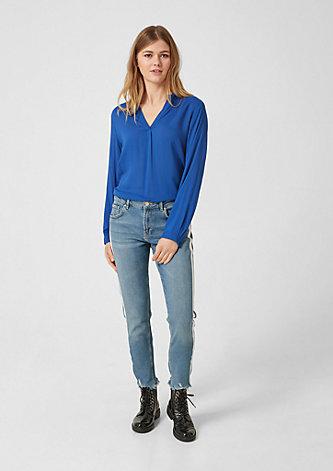 Megan Girlfriend: Ankle Jeans
